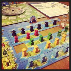 Vikings by Z-Man Games Photo by: @SHeartsOrRivals youtube.com/sweetheartsorrivals