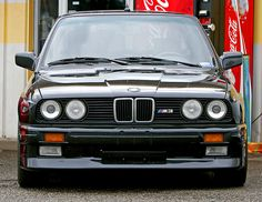 1988 BMW M3 Made in Germany