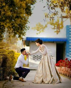 Image may contain: 2 people, people standing, wedding, tree and outdoor Indian Wedding Couple Photography, Wedding Couple Poses Photography, Wedding Couple Photos, Couple Photoshoot Poses, Bridal Photography, Wedding Couples, Wedding Advice, Photography Pics, Photoshop Photography