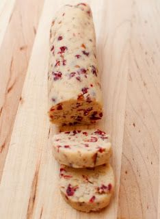 Crown Recipes: Cranberry Tea Cookies Recipe #recipe #cranberry #cookies