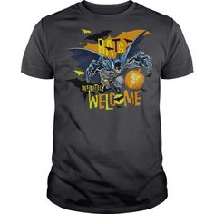 BATMAN BATS WELCOME T-SHIRTS, HOODIES, SWEATSHIRT (26$ ==► Shopping Now)