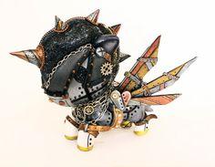 Tokidoki steampunk unicorn