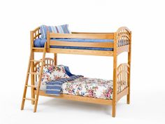 Casual Oak Casual Natural Twin/Twin Bunk Bed
