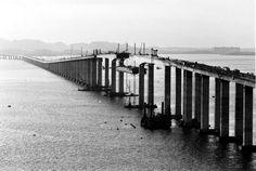 Ponte Rio Niteroi 1974