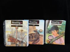 Bob Jones Reading 2 Teacher Edition A/B and Worktext T. ED Homeschool or School  #Textbook