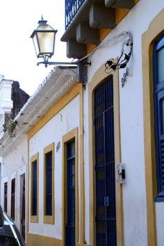 Ruas de Olinda.