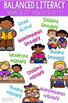 Balanced Literacy Ap