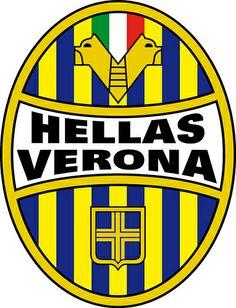 Hellas Verona Football Club | Country: Italy. País: Italia. | Founded/Fundado: 1903/10. Badge/Crest/Escudo.