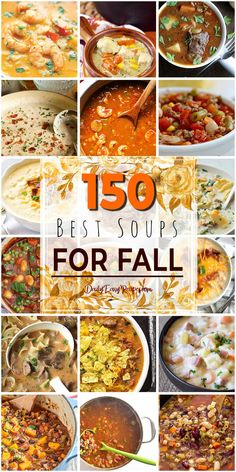 [original_tittle] – Asha Chaudhuri [pin_tittle] 150 Best Soups For Fall – Daily Easy Recipes Slow Cooker Recipes, Cooking Recipes, Healthy Recipes, Simple Recipes, Fall Recipes, Soup Recipes, Recipies, Soup And Sandwich, I Love Food