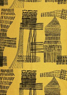 Alanna Cavanagh: Inspiration for Textile designs