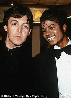 Duet Michael Jackson Stayed With The Mccartney Family While The Two Singers Were Recording The