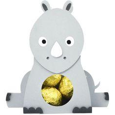 Silhouette Design Store: cute rhino box