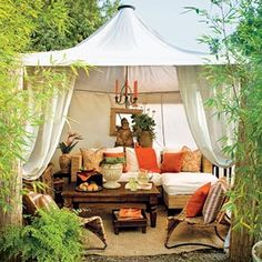 Photo: Sunday Hendrickson | thisoldhouse.com | from Best Cloth for Outdoor Uses