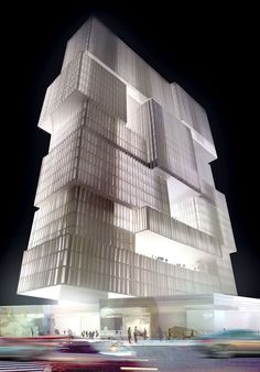 HERZOG & DE MEURON . Torre Panamericana . México (3)
