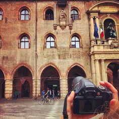 @sabrigio, una delle fotografe per #WikiLovesBologna - Instagram by @igersbologna