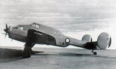 6 May First flight of the Dewoitine French low-winged monoplane twin-engine 3 seat torpedo bomber prototype. Powered by two 500 hp Renault air-cooled inverted engines. Ww2 Aircraft, Military Aircraft, Fighting Plane, Arsenal, Ah 64 Apache, Experimental Aircraft, French Army, Vintage Airplanes, Aircraft Design