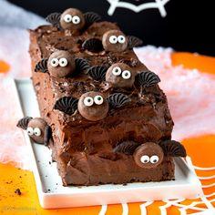 Halloween Kids, Halloween Treats, Happy Halloween, Halloween Party, Just Eat It, Fall Treats, Yummy Cakes, Cake Decorating, Food And Drink