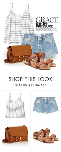 """""""Mar 25th (tfp) 3282"""" by boxthoughts ❤ liked on Polyvore featuring Hollister Co., RE/DONE, Chloé, RED Valentino and tfp"""