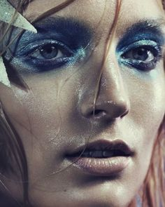 Out Of The Blue | Vogue Italia