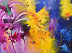 Abstract #art , #contemporary Colombian