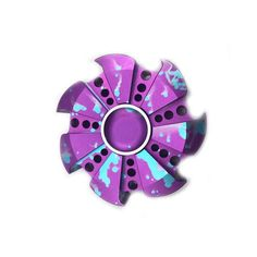 Do Dower EDC Fidget Spinner Rose Turbine Hand Spinner Focus Toys Aluminum Alloy/Steel/Brass/Copper Fidget Spinner Hands Toys Figit Spinner, Cool Fidget Spinners, Metal Fidget Spinner, Cool Fidget Toys, Cool Toys, Pokemon Go, Hand Fidgets, Cheap Toys, Halloween Fashion