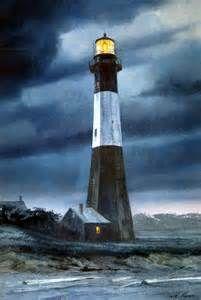 Más de 1000 imágenes sobre Lighthouses PaintIng Art en Pinterest | Acuarelas, Maine y Faros
