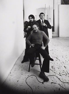 David Bailey, Brian Duffy & Terence Donovan by Arnold Newman 1978 Brian Duffy, People Photography, Editorial Photography, Portrait Photography, David Bailey, Yorkshire, Vogue Photographers, Photographer Pictures, Charming Man