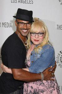 Shemar Moore und Kirsten Vangsness meine Lieblingsschauspieler in der Serie , ein tolles Paar