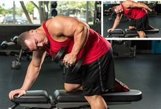 Try Hunter Labrada's effective hacks for tried-and-true arm exercises to maximize your results and add size to your biceps and triceps! Many arm exercises look simple, but looks can be deceiving. Weight Training Workouts, Gym Workout Tips, Muscle Workouts, Cable Workout, Body Workouts, Fitness Workouts, Best Chest Workout, Chest Workouts, Biceps And Triceps