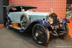 Rolls-Royce Silver Ghost Tourer by Million Guiet – 1924