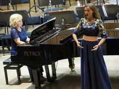 Tatiana Hajzusova  internacional vocal competition 1.prize Olomouc Opera Singers, Piano, Competition, Music Instruments, Musical Instruments, Pianos