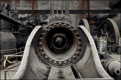 Steel Mill...Love this old stuff