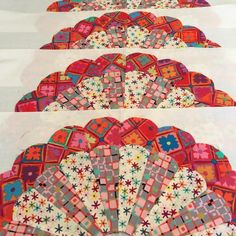 Sarah Fielke Quilts, Foundation Piecing, Dresden Plate, Rabbit Hole, Cupboard, Annie, Quilt Patterns, Wedge, Projects To Try