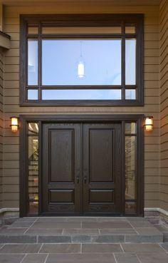 Casa Bella Windows Inc. Fiberglass Entry Doors, Next At Home, Home Improvement Projects, Door Design, Garage Doors, Windows, Outdoor Decor, Quote, Home Decor