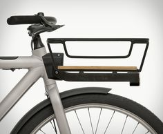 Dutch minimalist urban bicycle manufacturer Vanmoof have presented the Electrified S
