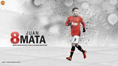 Juan Mata Manchester United Wallpaper HD 2014 #1