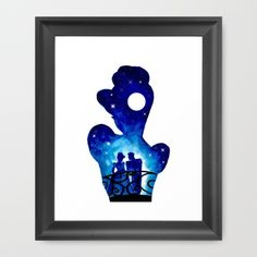 Cinderella & Prince Charming Art Print - $34 - Disney Home Decor