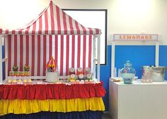 Little Big Company: Circus Themed Party by The Inspired Occasion