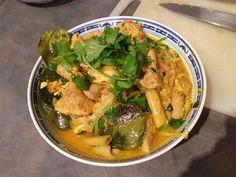 Burmese Cooking with Kelvin Kong