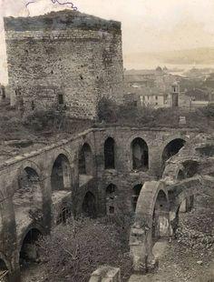 Eirene Kulesi (Yıl?. Valide Han. Çakmakçılar)