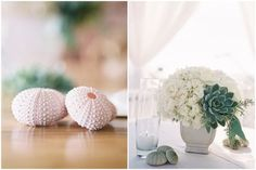 Inspired by This Blush + Mint Coastal Beach Wedding | Inspired by This Blog