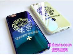 クロムハーツ アイフォン7 ソフトケース ブランドChrome Hearts iphone 6s plus ケース キラキラ 4.7/5.5インチ 7 plus ケース おしゃれ