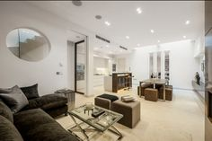 Open space contemporary living! Beautiful