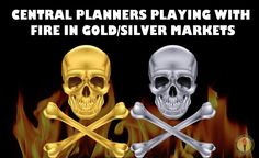 #Gold and #Silver Price Suppression: A Dangerous Game