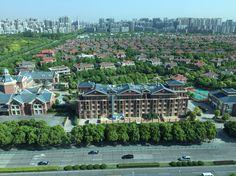 Shanghai Pudong View