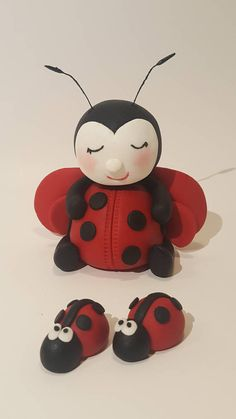 Hey, I found this really awesome Etsy listing at https://www.etsy.com/listing/525949969/ladybug-and-kids-handcraft-fondant-cake