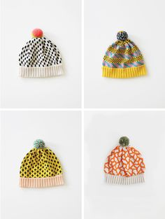 sweet hats by annie larson