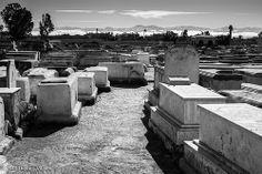 Jewish Cemetery in Marrakech