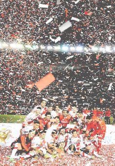 Un Cielo Rojo y Blanco. Como Mi corazón #River #futbolriverplate