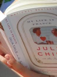 My Life in France...Julia Child...pinner says: exuberant and fun just like the author .You will fall in love with Paris too.  Can't WAIT to start this with my book club buddy!
